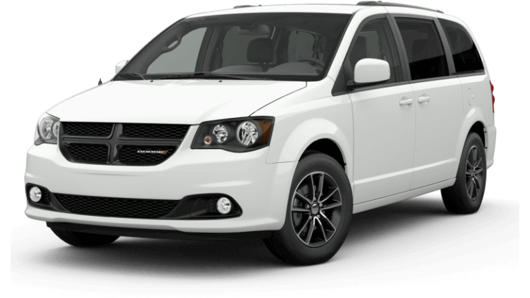 2019 Jeep Grand Caravan SE Plus - White Knuckle