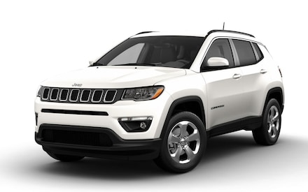 Featured new 2021 Jeep Compass LATITUDE FWD Sport Utility for sale in Danville, IL