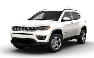 New 2021 Jeep Compass LATITUDE FWD Sport Utility in Danville, IL