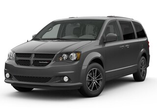 New 2019 Dodge Grand Caravan SE PLUS Passenger Van D19049 in Danville, IL