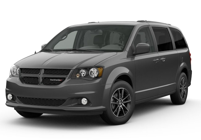 New 2019 Dodge Grand Caravan SE PLUS Passenger Van for sale in Danville, IL