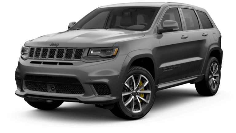 2020 Jeep Grand Cherokee Trackhawk - Sting Gray