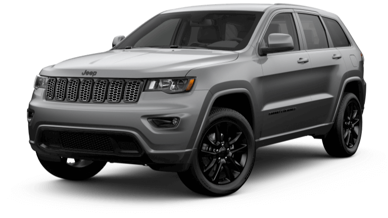 2020 Jeep Grand Cherokee Altitude - Billet Silver