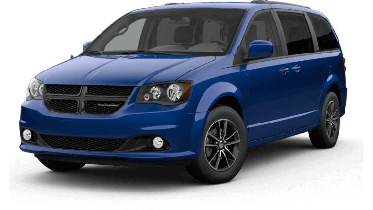2020 Dodge Grand Caravan SE Plus - Indigo Blue