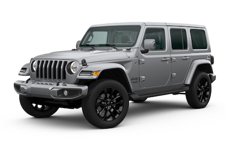 Featured new 2020 Jeep Wrangler UNLIMITED HIGH ALTITUDE 4X4 Sport Utility for sale in Danville, IL