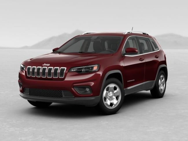 New 2019 Jeep Cherokee LATITUDE FWD Sport Utility for sale in Danville, IL