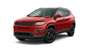New 2020 Jeep Compass ALTITUDE FWD Sport Utility in Danville, IL