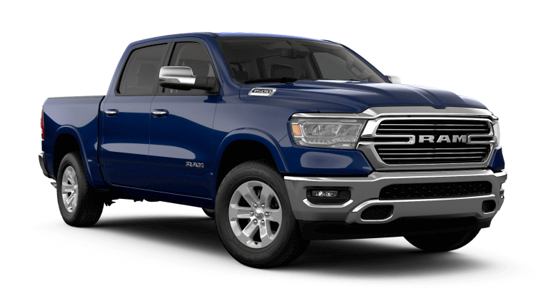 2019 Ram 1500 Laramie - Patriot Blue