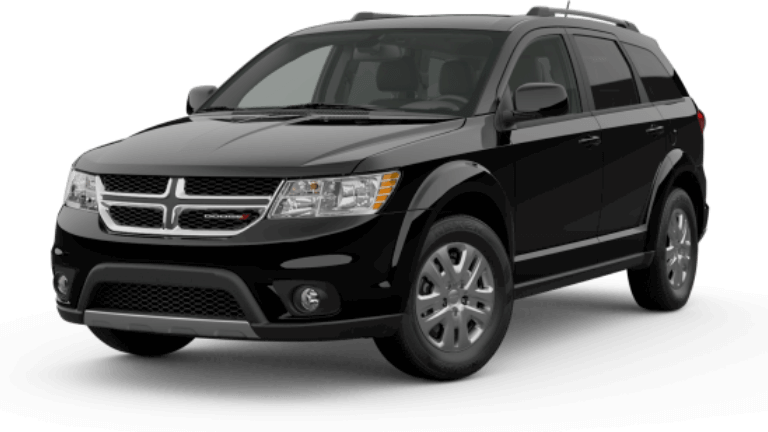 2019 Dodge Journey SE - black