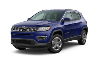 New 2020 Jeep Compass LATITUDE FWD Sport Utility in Danville, IL