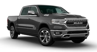 New 2020 Ram 1500 LIMITED CREW CAB 4X4 5'7 BOX Crew Cab in Danville, IL