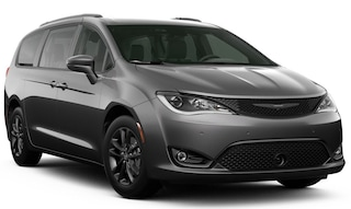 New 2020 Chrysler Pacifica AWD LAUNCH EDITION Passenger Van in Danville, IL