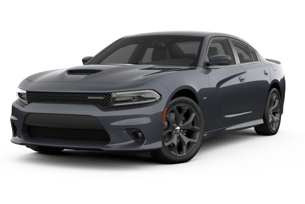 Featured new 2019 Dodge Charger GT RWD Sedan for sale in Danville, IL