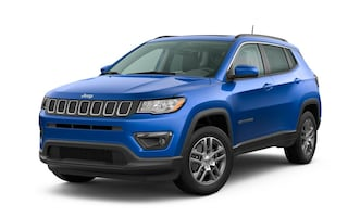 New 2020 Jeep Compass SUN & WHEEL FWD Sport Utility in Danville, IL