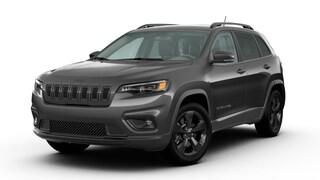 New 2020 Jeep Cherokee ALTITUDE 4X4 Sport Utility in Danville, IL