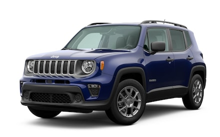 Featured new 2020 Jeep Renegade SPORT FWD Sport Utility for sale in Danville, IL
