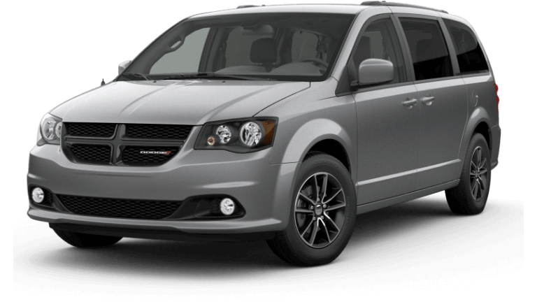 2020 Dodge Grand Caravan SE Plus - Billet