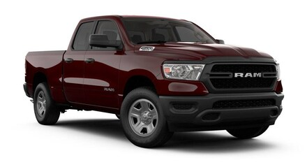 2019 Ram All-New 1500 TRADESMAN QUAD CAB 4X2 6'4 BOX Quad Cab