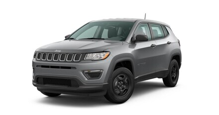 Featured new 2020 Jeep Compass SPORT FWD Sport Utility for sale in Danville, IL