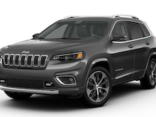 2019 Jeep Cherokee OVERLAND FWD Sport Utility