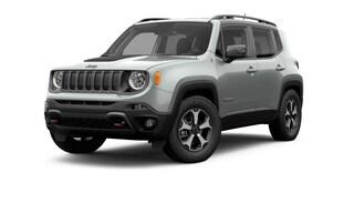 New 2019 Jeep Renegade TRAILHAWK 4X4 Sport Utility in Danville, IL