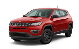 New 2020 Jeep Compass SPORT FWD Sport Utility in Danville, IL