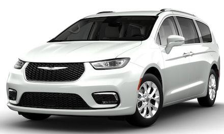Featured new 2021 Chrysler Pacifica TOURING L AWD Passenger Van for sale in Danville, IL