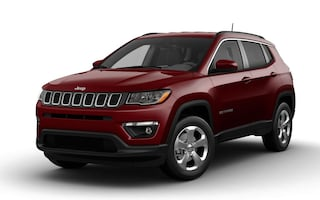 New 2021 Jeep Compass LATITUDE 4X4 Sport Utility in Danville, IL