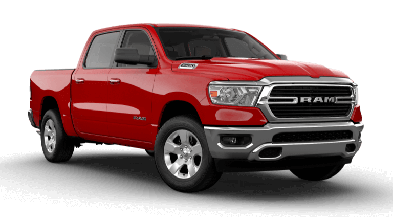 2019 Ram 1500 Big Horn - Flame Red