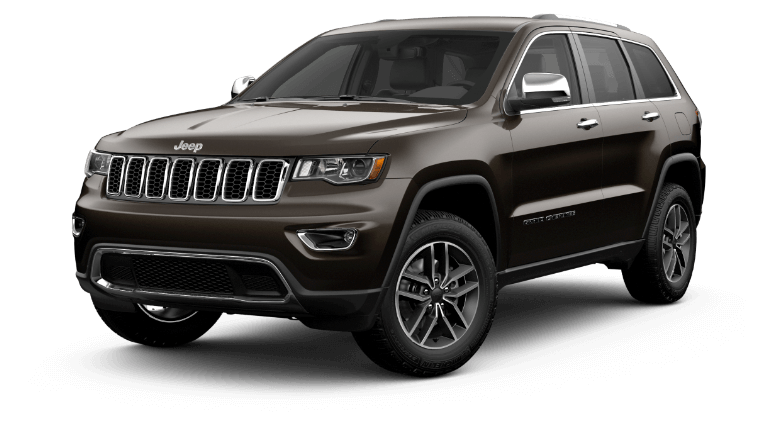 2020 Jeep Grand Cherokee North Edition - Billet Silver