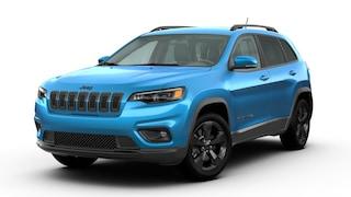New 2020 Jeep Cherokee ALTITUDE FWD Sport Utility in Danville, IL