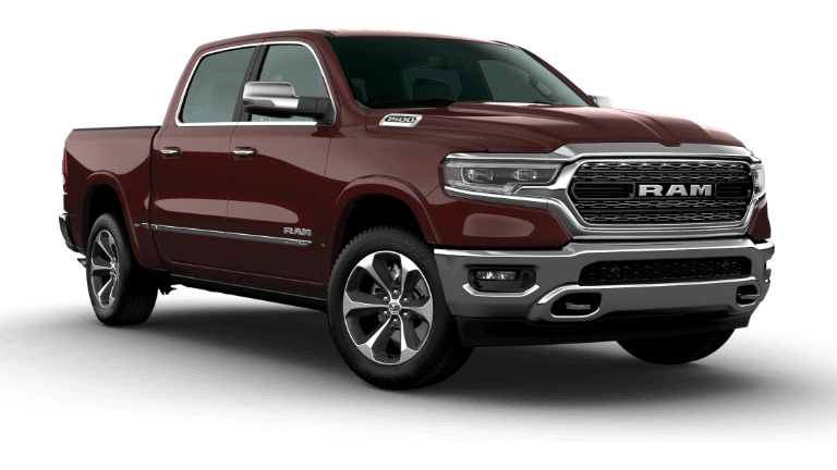 2019 Ram 1500 Limited - Ivory