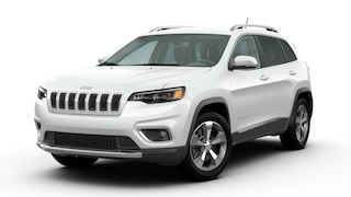 New 2020 Jeep Cherokee LIMITED 4X4 Sport Utility in Danville, IL