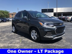 Used 2017 Chevrolet Trax LT SUV M2128 for sale in Danville, IL