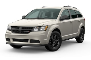 New 2020 Dodge Journey SE (FWD) Sport Utility in Danville, IL