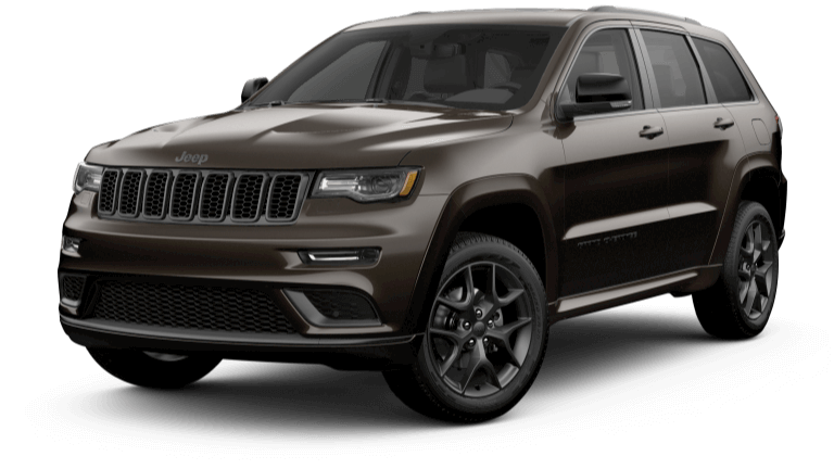 2020 Jeep Grand Cherokee Limited X - Walnut Brown