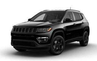 New 2021 Jeep Compass ALTITUDE 4X4 Sport Utility in Danville, IL