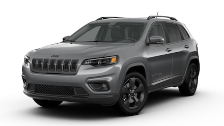 Featured new 2019 Jeep Cherokee ALTITUDE 4X4 Sport Utility for sale in Danville, IL