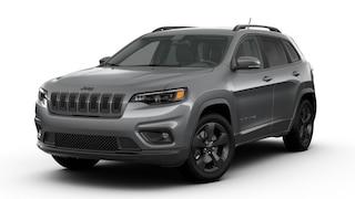 New 2019 Jeep Cherokee ALTITUDE 4X4 Sport Utility in Danville, IL