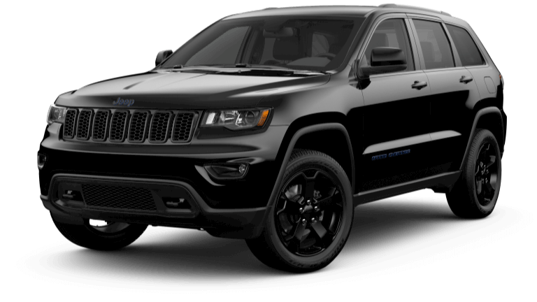 2020 Jeep Grand Cherokee Upland - Diamond Black