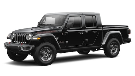 Featured new 2021 Jeep Gladiator RUBICON 4X4 Crew Cab for sale in Danville, IL