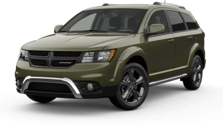 2019 Dodge Journey Crossroad - green