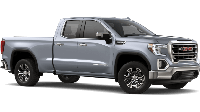2019 Chevy Silverado 1500 - Satin Steel