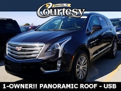 Used 2017 CADILLAC XT5 Luxury SUV M2297 for sale in Danville, IL