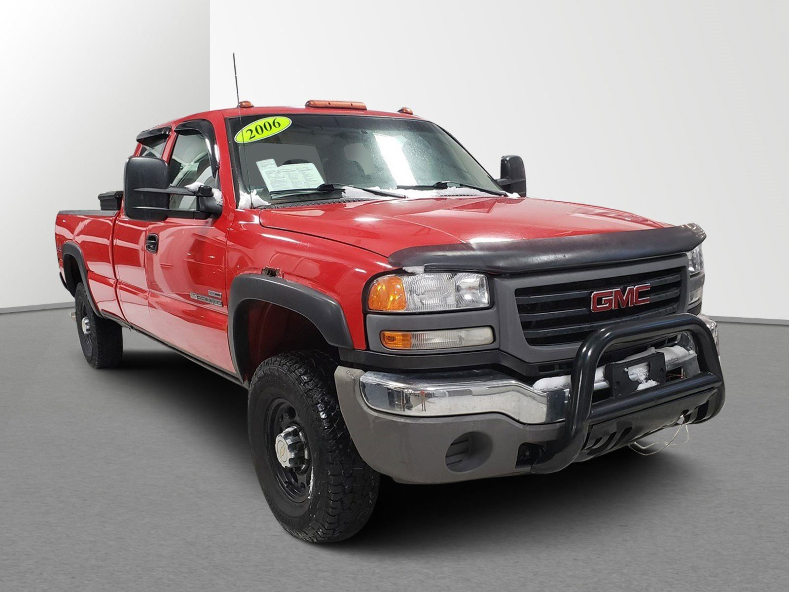2006 GMC Sierra 2500HD Work Truck Truck