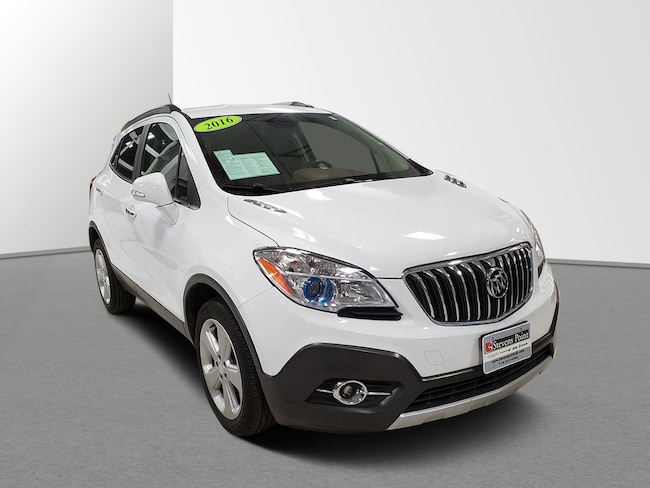 2016 Buick Encore Leather AWD  Leather