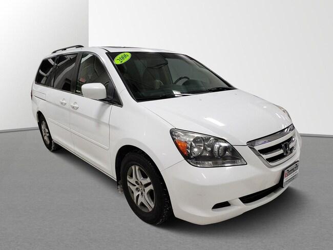 2006 Honda Odyssey EX-L EX-L AT