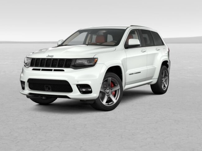 used 2017 Jeep Grand Cherokee SRT SRT 4x4 in Bristol WI