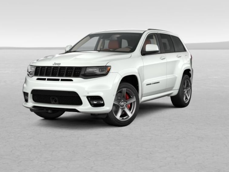 Used 2017 Jeep Grand Cherokee SRT SRT 4x4 For sale in Janesville
