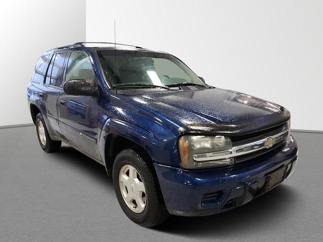 2002 Chevrolet Trailblazer LS 4WD LS